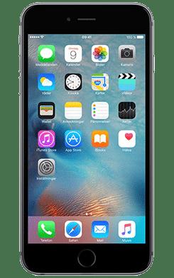 JÄMFÖR MOBILABONNEMANG IPHONE 6