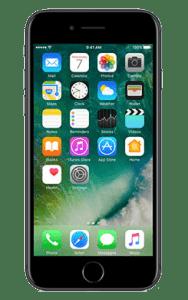 Jämförelse iPhone 7 mobil abonnemang