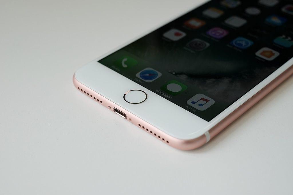 iPhone 7 utan hörslursuttag