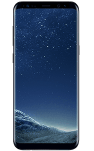 Samsung Galaxy S8 med abonnemang