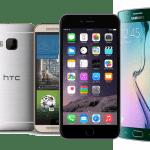 Bästa mobilen 2017 – Vilken är det?