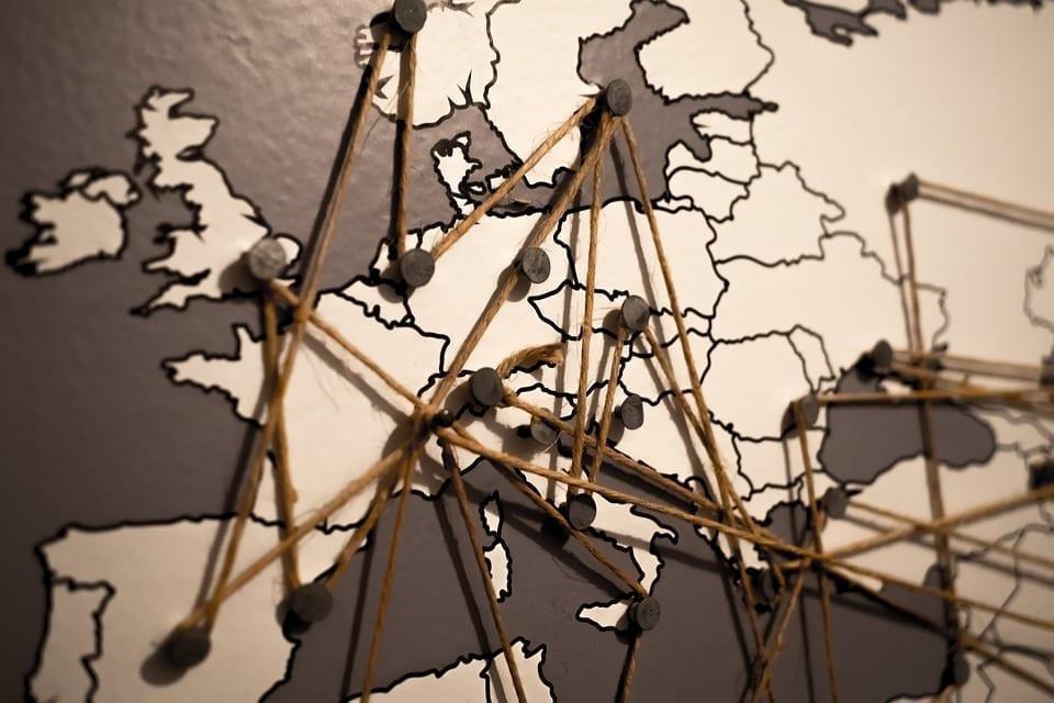 Obegränsad surf möjliggör att använda stora mängder data i Europa, och inte bara när du tittar på en karta.