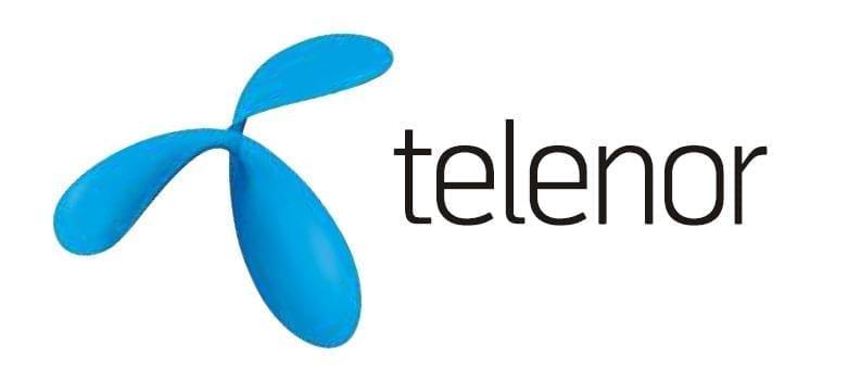Telenor mobilabonnemang logga