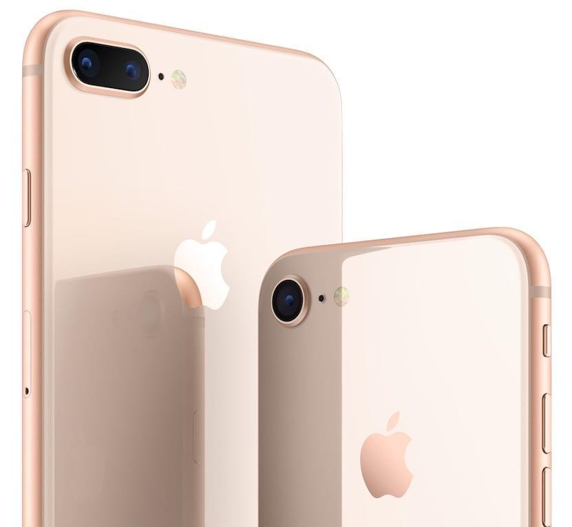 Kamerorna på iPhone 8 och 8 Plus