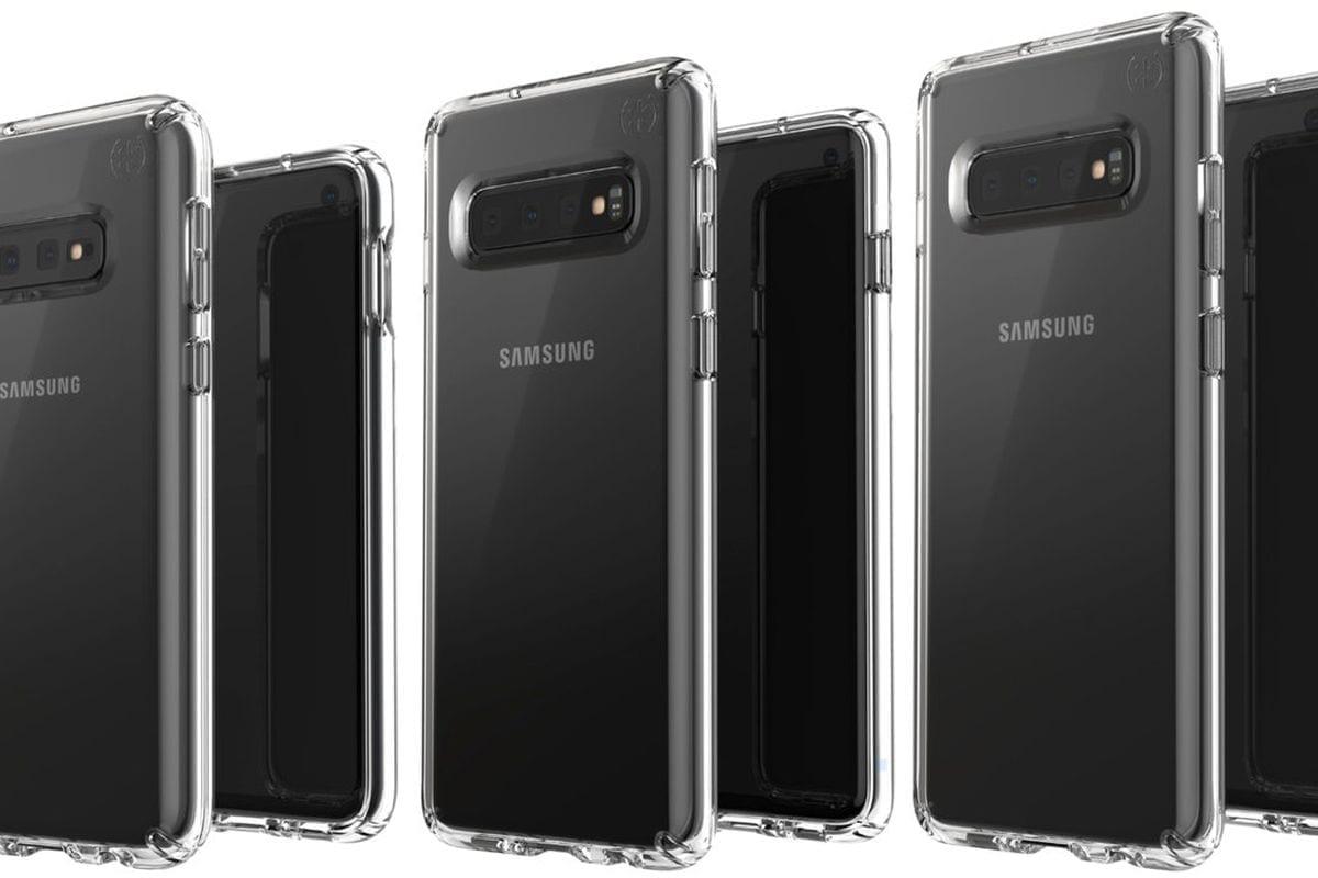 Bild på Samsung Galaxy S10
