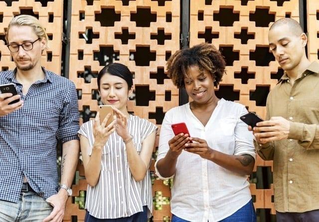 Bra mobilabonnemang ger bra vänner